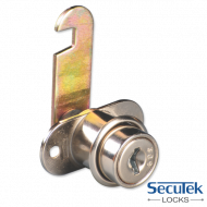 Ebco Cam Lock - Threaded (16MM/25MM/30MM) Nickel Plated E-MCL2-16