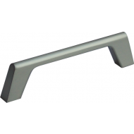 Ebco Zinc Handle - C Nickel Brush CZH 224