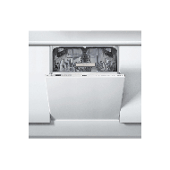 Whirlpool WIO 3T 121 Fully Integrated Built in Dishwasher