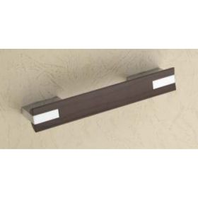 Sujin Cabinet Handle Stainless Steel 416mm Wenge SI - 045 / PC