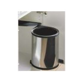 Hettich Stainless Steel Dustbin 9154601