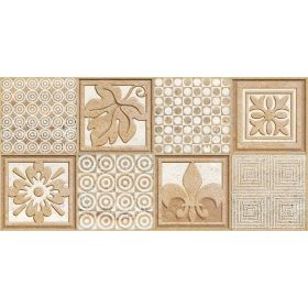 Kajaria Royal Travertine Decor Ceramic Wall Tiles - 300 x 600 mm