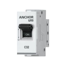 Anchor Roma Mini Modular 16A SP MCB 'C' Type 98071