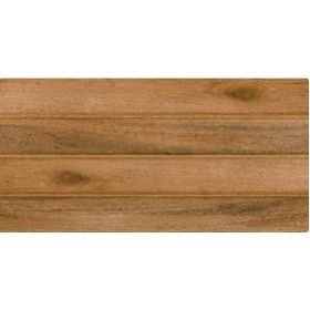 Kajaria Tornilo Wood Dark Floor Tiles - 300 x 600 mm