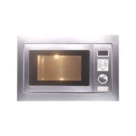 Elica EPBI MW 250 Stainless Steel + Glass Built-in oven