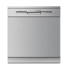 Elica Built-in (SEMI) DISH WASHER-WQP12-7735HR Stainless Steel Built-in Dish Washer
